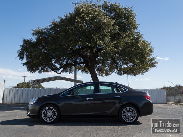 2013 Buick Verano Leather 2.4L