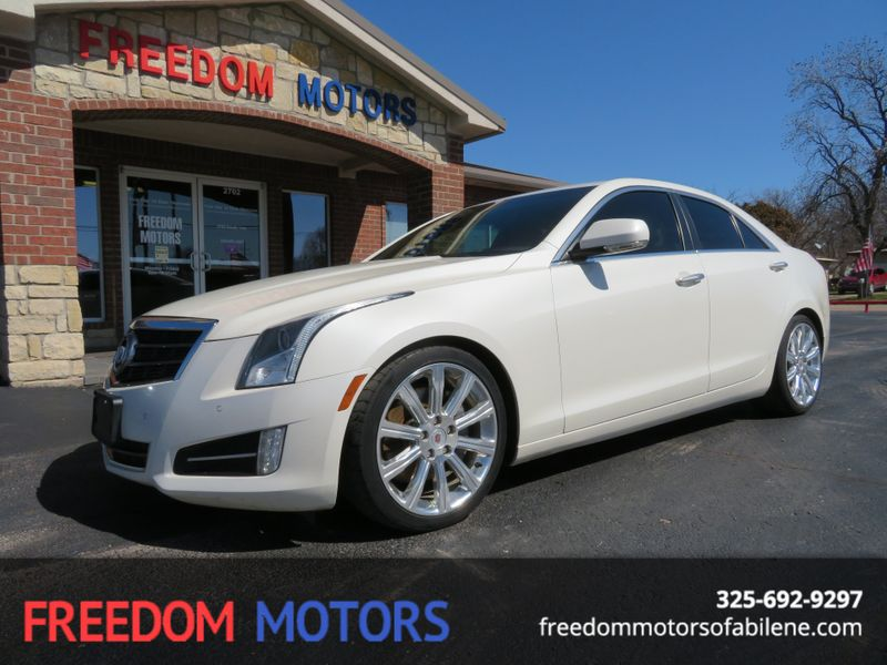 2013 Cadillac ATS Premium | Abilene, Texas | Freedom Motors  in Abilene Texas