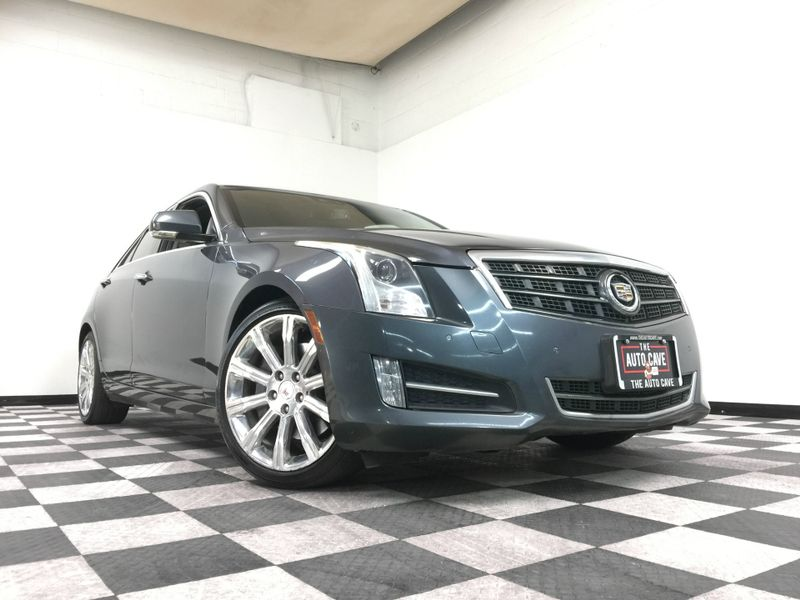 2013 Cadillac ATS *Drive TODAY & Make PAYMENTS* | The Auto Cave in Addison