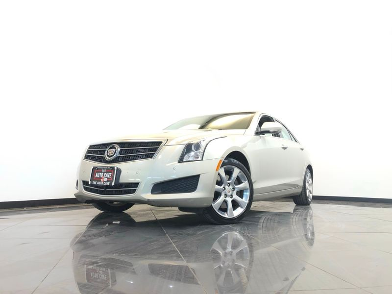 2013 Cadillac ATS *2013 2.0L Luxury AWD* | The Auto Cave in Addison