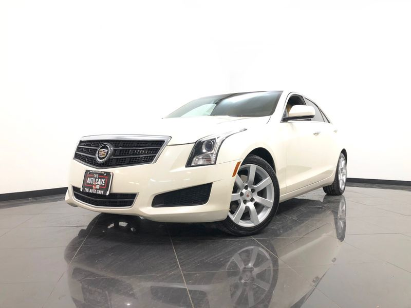 2013 Cadillac ATS *Approved Monthly Payments* | The Auto Cave in Addison