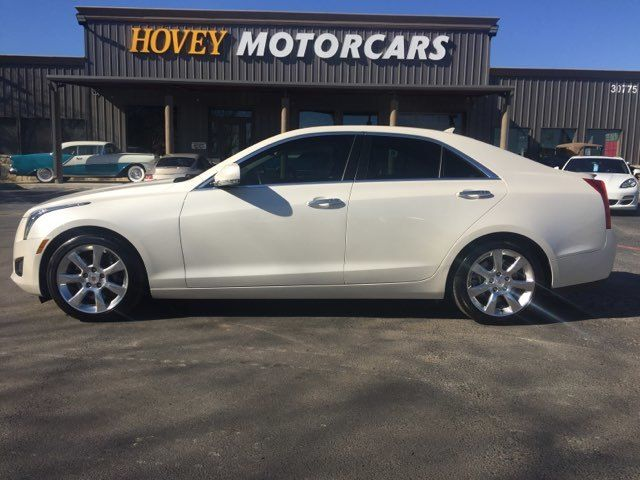 2013 Cadillac ATS Luxury Pkg