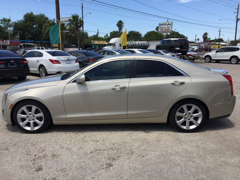2013 Cadillac ATS Performance  Brownsville TX  English Motors  in Brownsville, TX