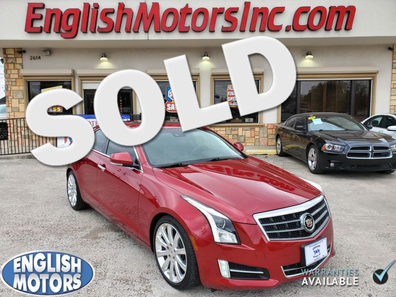 2013 Cadillac ATS Premium  Brownsville TX  English Motors  in Brownsville, TX