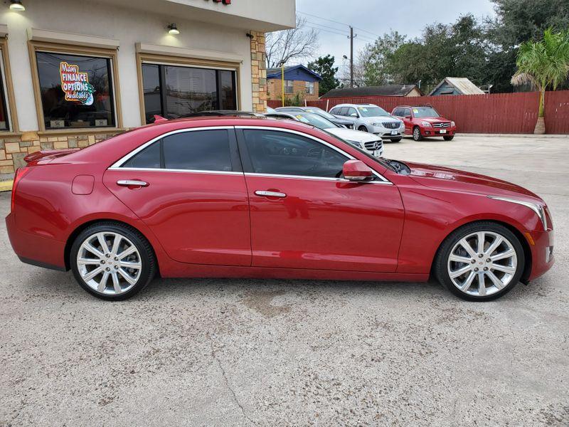 2013 Cadillac ATS Premium  Brownsville TX  English Motors  in Brownsville, TX