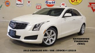 2013 Cadillac ATS HEATED LEATHER,BOSE,17IN WHLS,59K,WE FINANCE in Carrollton TX, 75006