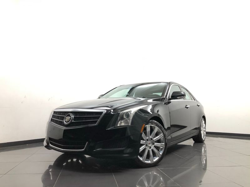 2013 Cadillac ATS *Get APPROVED In Minutes!*   The Auto Cave in Dallas