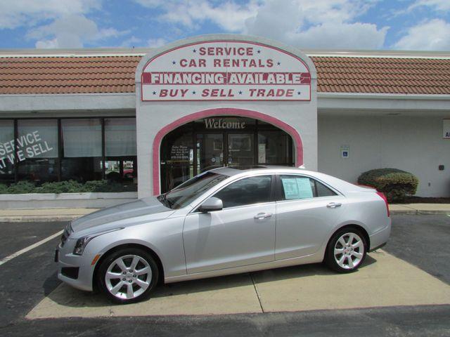 2013 Cadillac ATS 2.0 T
