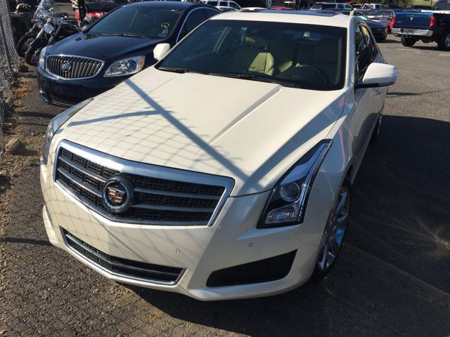 2013 Cadillac ATS 2.5L - John Gibson Auto Sales Hot Springs in Hot Springs Arkansas