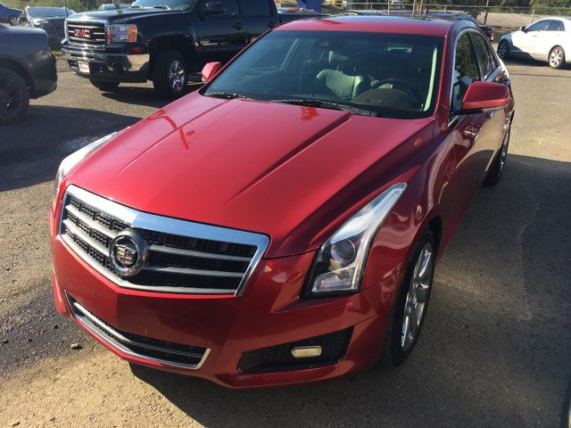 2013 Cadillac ATS Luxury - John Gibson Auto Sales Hot Springs in Hot Springs Arkansas