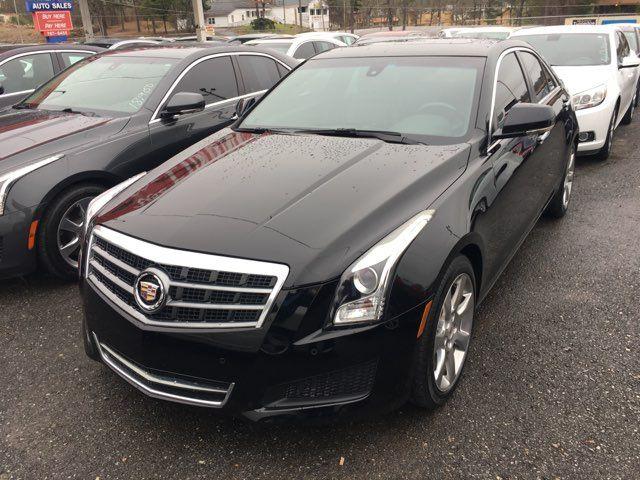 2013 Cadillac ATS 2.5L - John Gibson Auto Sales Hot Springs in Hot Springs Arkansas