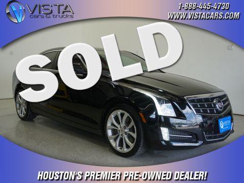 2013 Cadillac ATS Performance in Houston, Texas