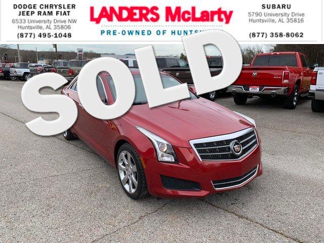 2013 Cadillac ATS Luxury | Huntsville, Alabama | Landers Mclarty DCJ & Subaru in  Alabama