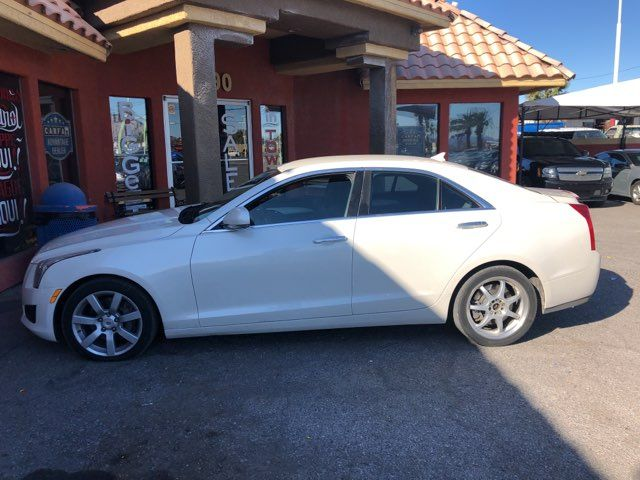2013 Cadillac ATS Luxury CAR PROS AUTO CENTER (702) 405-9905 Las Vegas, Nevada 1