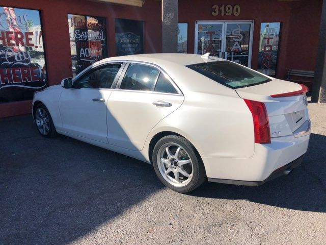 2013 Cadillac ATS Luxury CAR PROS AUTO CENTER (702) 405-9905 Las Vegas, Nevada 2