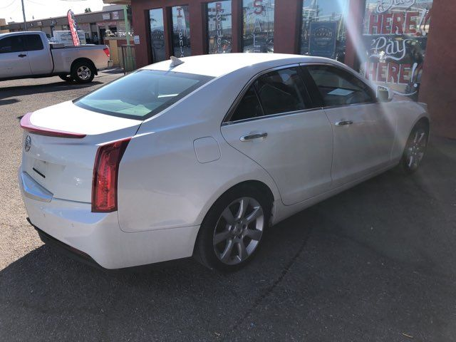 2013 Cadillac ATS Luxury CAR PROS AUTO CENTER (702) 405-9905 Las Vegas, Nevada 3