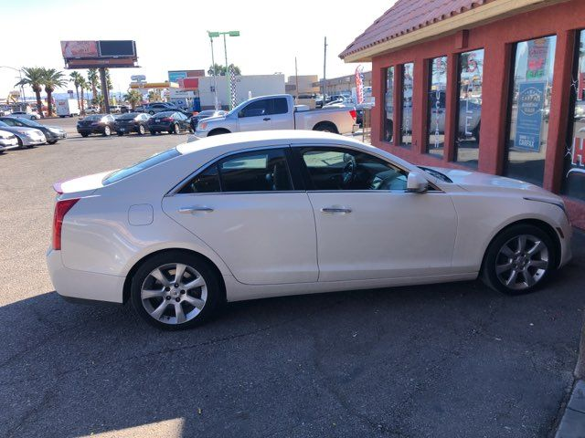 2013 Cadillac ATS Luxury CAR PROS AUTO CENTER (702) 405-9905 Las Vegas, Nevada 4