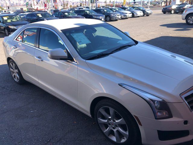 2013 Cadillac ATS Luxury CAR PROS AUTO CENTER (702) 405-9905 Las Vegas, Nevada 5