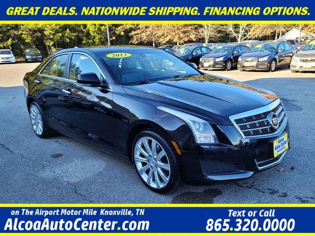 "2013 Cadillac ATS Luxury AWD Leather/Navigation /Sunroof/18"" Alloys"