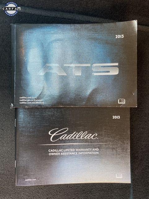 2013 Cadillac ATS 2.5L Madison, NC 14