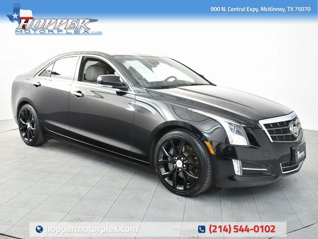 2013 Cadillac ATS 2.0L Turbo Performance