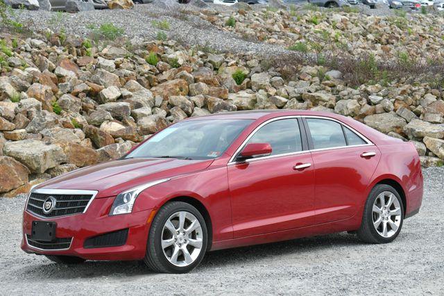 2013 Cadillac ATS Luxury AWD Naugatuck, Connecticut 2