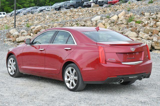 2013 Cadillac ATS Luxury AWD Naugatuck, Connecticut 4