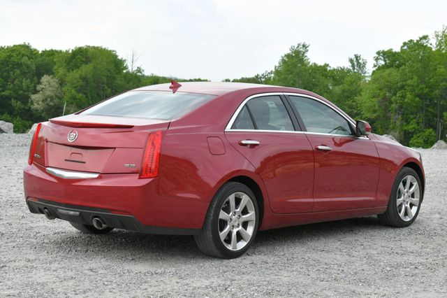2013 Cadillac ATS Luxury AWD Naugatuck, Connecticut 6