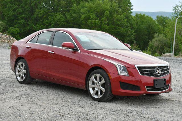 2013 Cadillac ATS Luxury AWD Naugatuck, Connecticut 8