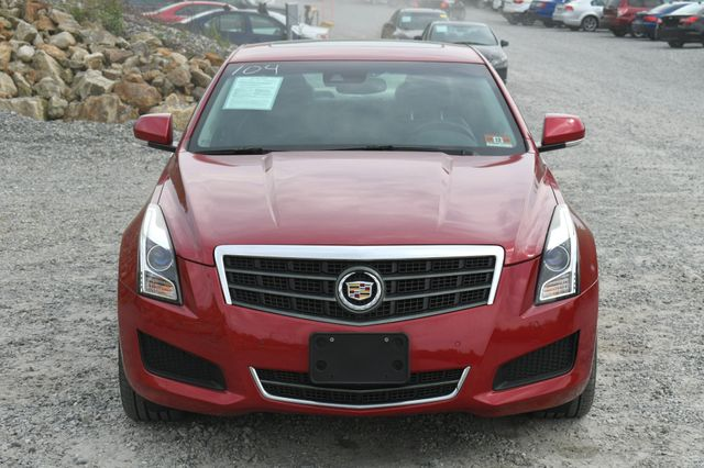 2013 Cadillac ATS Luxury AWD Naugatuck, Connecticut 9