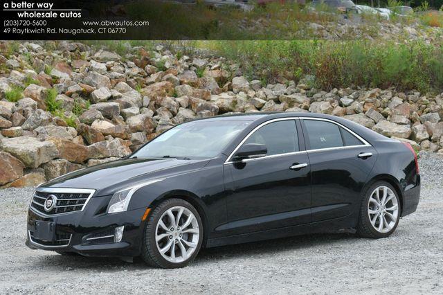 2013 Cadillac ATS Premium Naugatuck, Connecticut