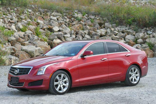 2013 Cadillac ATS Luxury Naugatuck, Connecticut 2