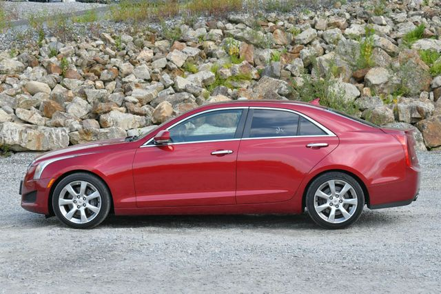 2013 Cadillac ATS Luxury Naugatuck, Connecticut 3