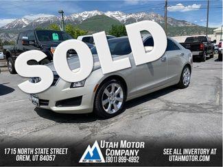 2013 Cadillac ATS Luxury | Orem, Utah | Utah Motor Company in  Utah