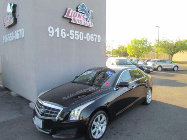2013 Cadillac ATS in Sacramento, CA 95825