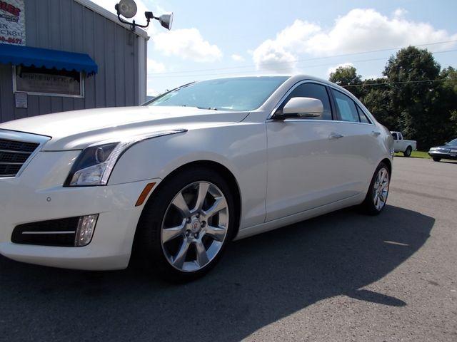2013 Cadillac ATS Premium Shelbyville, TN 5