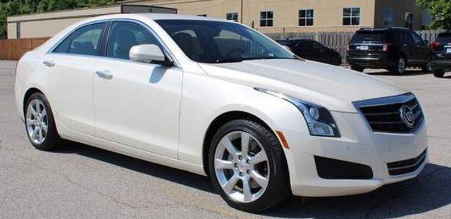 2013 Cadillac ATS Luxury St. Louis, Missouri 0