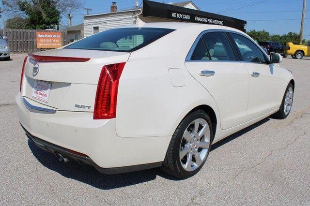 2013 Cadillac ATS Luxury St. Louis, Missouri 4