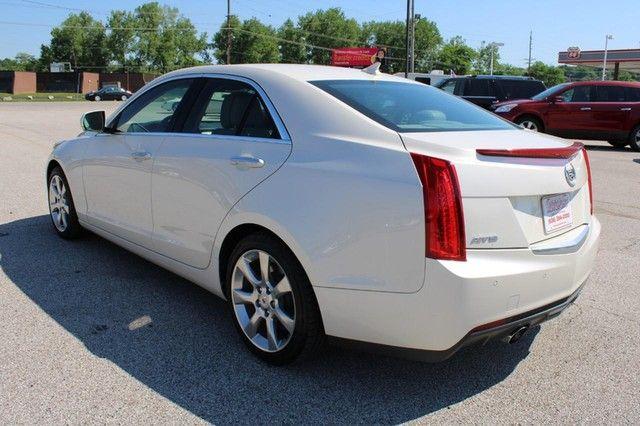 2013 Cadillac ATS Luxury St. Louis, Missouri 6