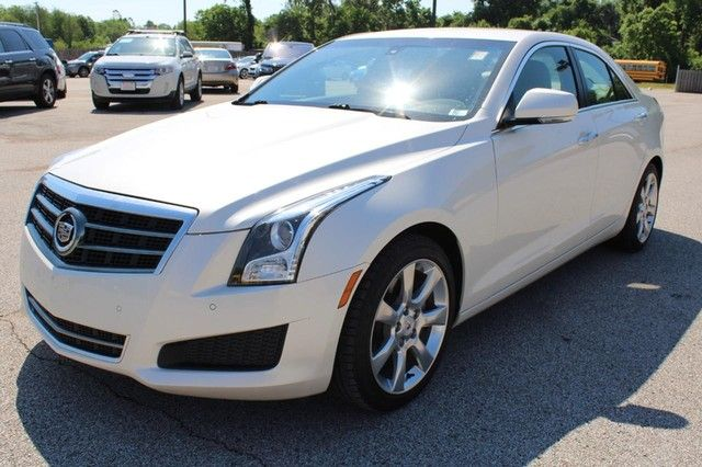 2013 Cadillac ATS Luxury St. Louis, Missouri 2
