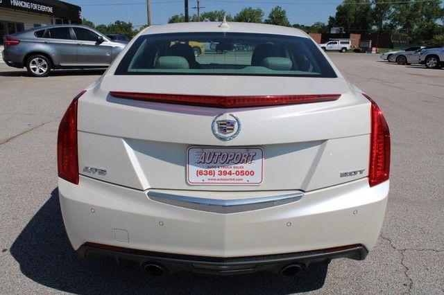 2013 Cadillac ATS Luxury St. Louis, Missouri 5