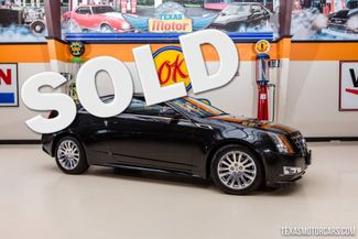 2013 Cadillac CTS Coupe Premium in Addison Texas, 75001
