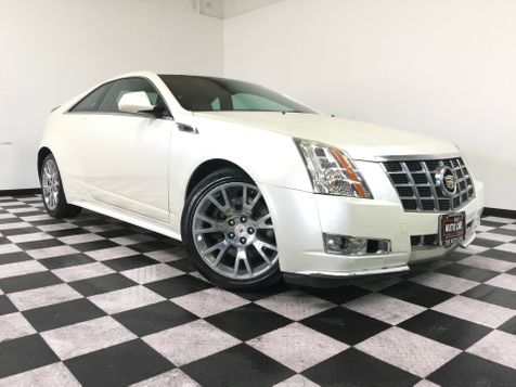 2013 Cadillac CTS Coupe *Premium COUPE 2-DR w/ Navi* | The Auto Cave in Addison, TX
