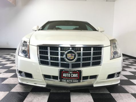 2013 Cadillac CTS Coupe *Premium COUPE 2-DR w/ Navi*   The Auto Cave in Addison, TX
