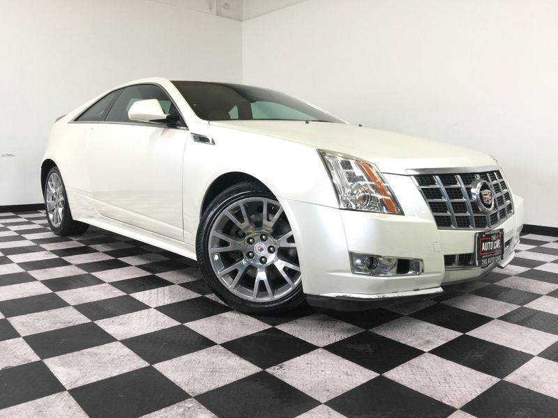 2013 Cadillac CTS Coupe *Premium COUPE 2-DR w/ Navi*   The Auto Cave in Addison