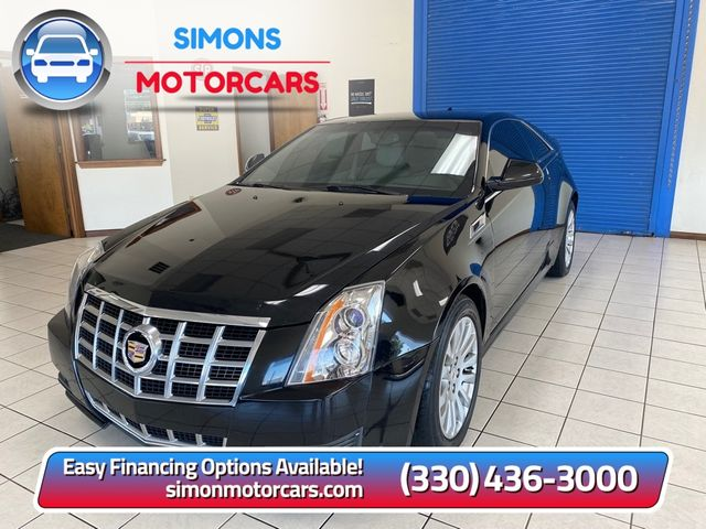 2013 Cadillac CTS Coupe 3.6L