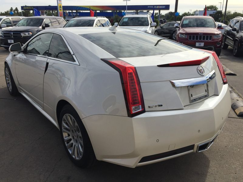 2013 Cadillac CTS Coupe   Brownsville TX  English Motors  in Brownsville, TX