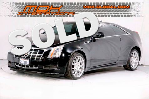 2013 Cadillac CTS Coupe  in Los Angeles