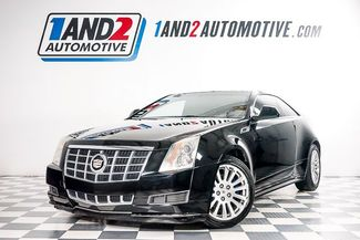 2013 Cadillac CTS Coupe Base Coupe in Dallas TX