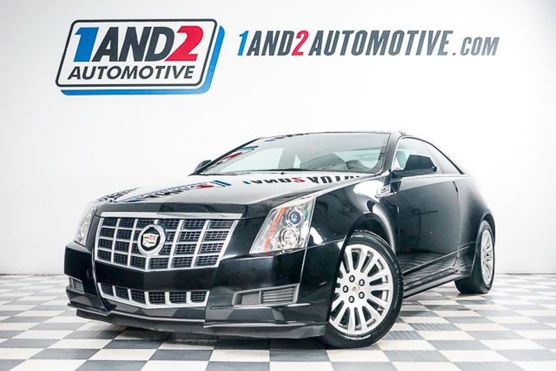 2013 Cadillac CTS Coupe Base Coupe AWD in Dallas TX